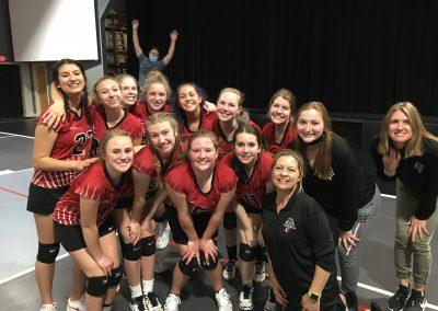 Varsity Volleyball Tournament 2021